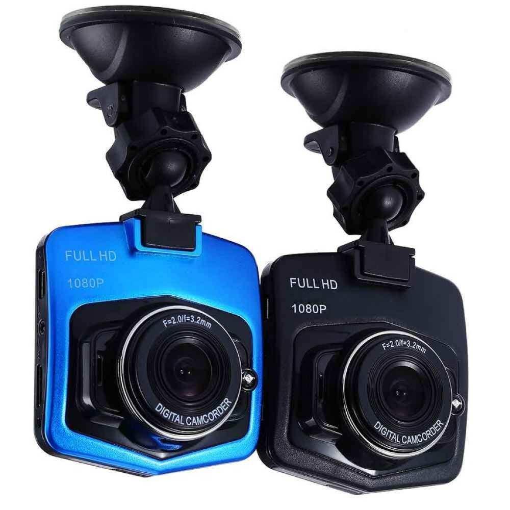 RH - H400 Full HD 1080P Mini Car Camera DVR Detector ParkingRecorder Video Registrator Camcorder 170 Degree Angle