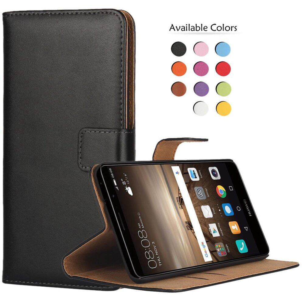 RUILEAN Flip Leather Case Cover for Huawei Mate 9 Bookstyle Folio Wallet Pouch Kickstand Protective Case