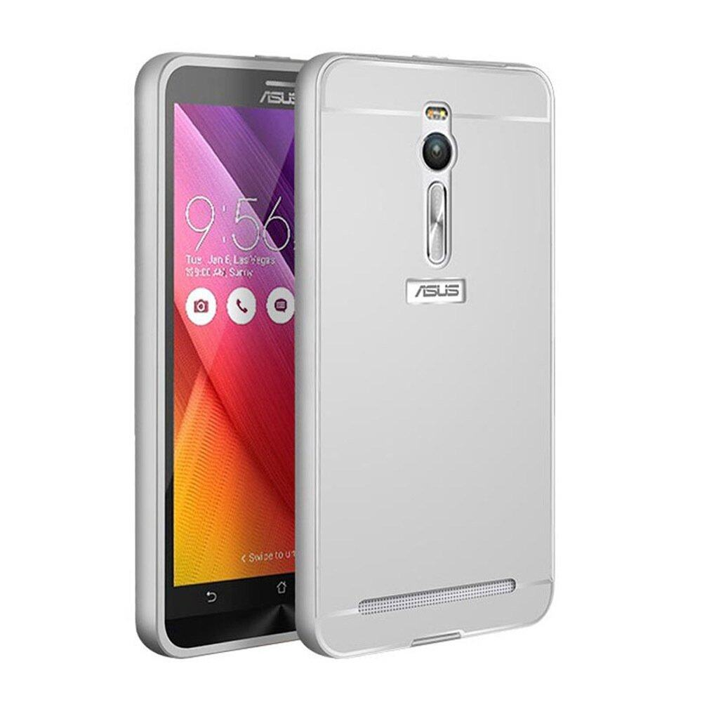 Ruilean Luxury Metal Aluminum Bumper For Asus Zenfone 2 Laser Alumunium Case 55 Sell 5 Cheapest Best Quality My Store Source Vnd 174 600 Frame And Acrylic Pc Hard Back Panel