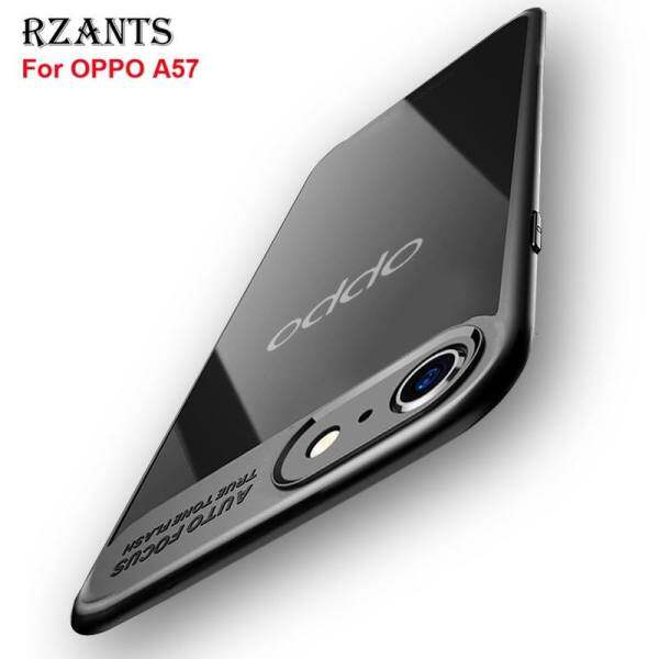 Rzants For A57 Hybrid Protective Clear Ultra-thin light Soft Back Case For OPPO A57