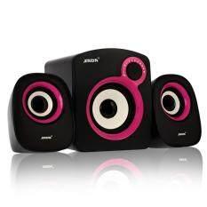 SADA D-200B Multimedia USB Subwoofer Speaker (Pink)  Malaysia