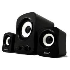 SADA D-200C Multimedia USB Subwoofer Speaker (Black) Malaysia
