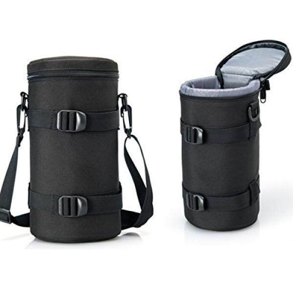 Safrotto Lensa Lensa Kantong Tas untuk Tamron 150-600 Mm/Nikon 200-500 Mm Lensa dan Sigma 150-600 Mm-Intl