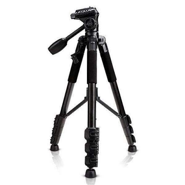 Sailnovo Tripod Kamera Berdiri untuk Set Pjs Nikon Sony Canon Olympus Lumix Pentax K-1, dengan 1/4
