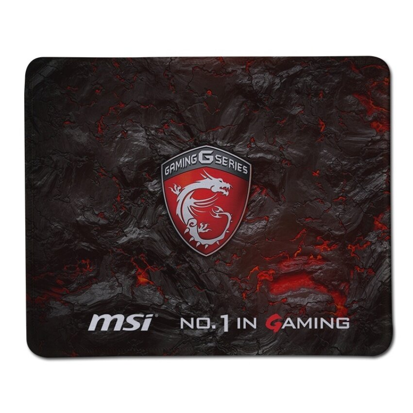 ZTStore Anti -Slip Stitched Edge Durable Msi Logo Gaming Mouse Padscomputer Game Rubber Mousemat For Gamer Play Mats Malaysia