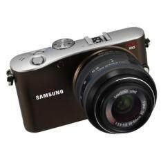 Samsung EV-NX100 14.6 MP Digital Camera with 20-55mm Zoom Lens