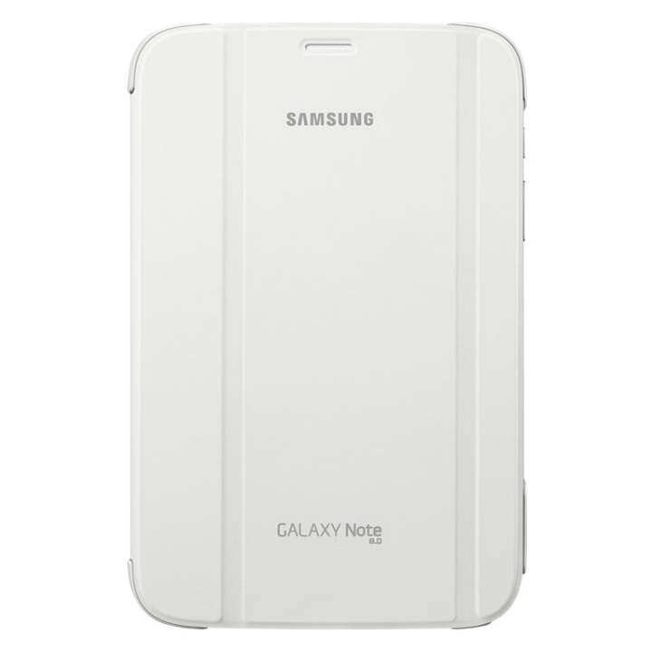 Samsung Book Cover White : Samsung galaxy note book cover white lazada