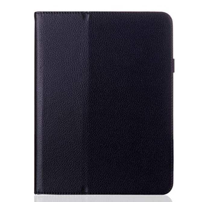 PU Kulit Folio Penyangga Case dengan Otomatis Tidur/Wake untuk Samsung Galaksi Tab 4 10.1
