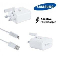 Samsung S7 Adaptive 15w Fast Charging Travel Charger By Gadget Avenue.