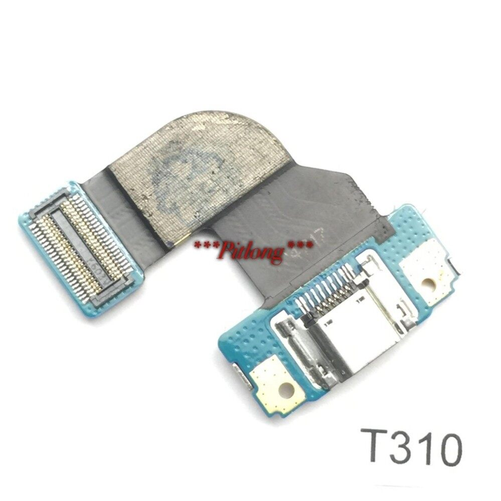Replacement Parts For The Best Prices In Malaysia Mircophone Galaxy Plug Wiring Diagram Samsung Tab 3 80 T310 Full Set Flex Connector Charger Charging Port