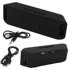 Sc208 Bluetooth 4.0 Speaker Wireless Fm Super Bass Full Range Sound Hifi Stereo By Mingrui.