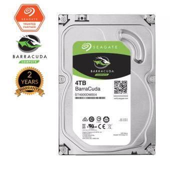 Seagate BarraCuda 3.5 4TB SATA III 6Gb/s 5400RPM 256MB Cache Internal Hard Drive ST4000DM004