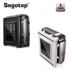 Segotep Polar Light M-ATX Mini Tower Casing Malaysia