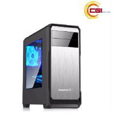 Segotep The Wind ATX Mid Tower Gaming Casing - Black Malaysia