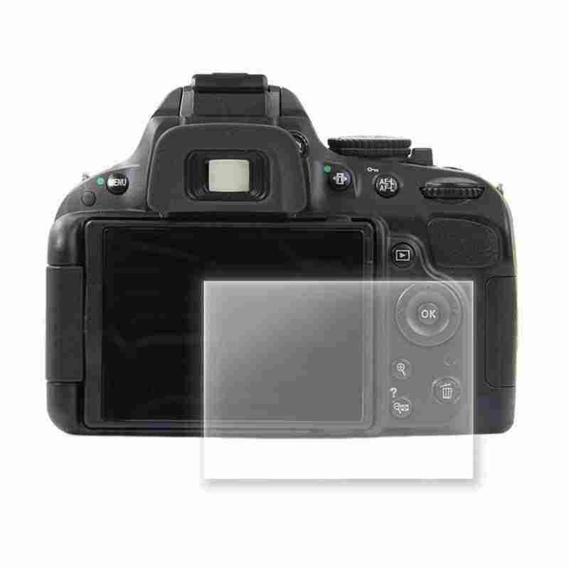 NiceEle Selens Professional Hard Glass DSLR Camera Screen Protector for Canon EOS 650D
