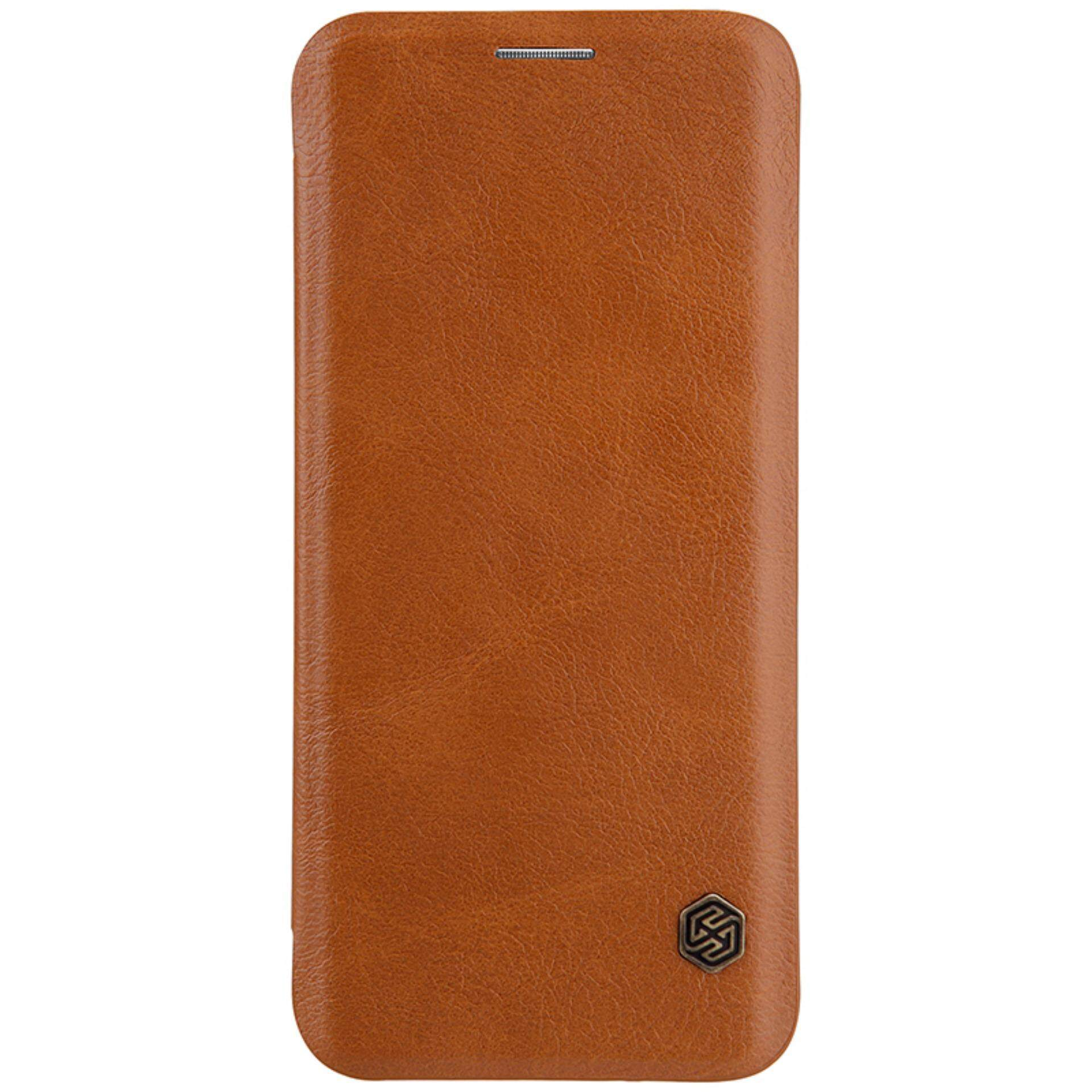 Buy Sell Cheapest Nillkin Samsung S8 Best Quality Product Deals Synthetic Fiber Case Galaxy Plus For Cover Brand Qin Leather 62 Inch