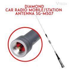 *RM65 00* SG-M507 MOBILE ANTENNA DUAL BAND VHF/UHF