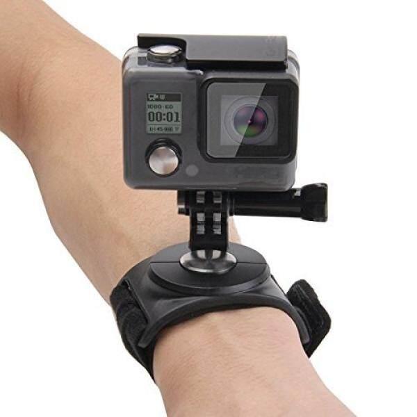 Menembak?? Tangan 3 In 1 Handgelenk Lengan Bein 360 Rotasi Halterung F? R GoPro Hero 6, 5, 4 1, 2, 3, 3 + Sesi 5 4 Und Andere Kecil Kameras Und Sport Camcorder (MIT 1/4