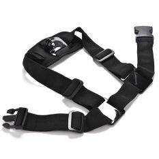 Shoulder Chest Strap Mount Harness Belt Accessory For Gopro Hero 3+ 4 Session By Comebuy88.