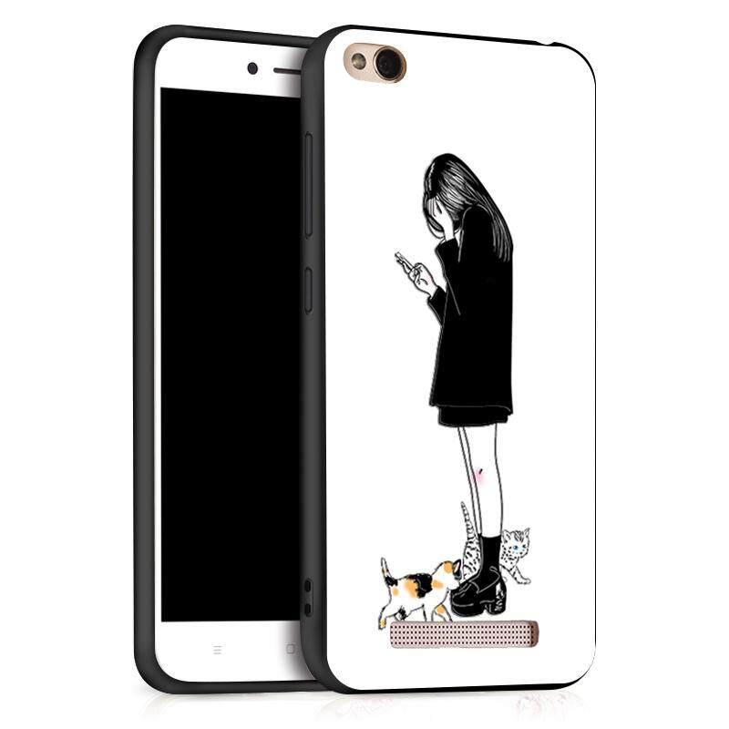 POPO BALL Silica Gel Soft Phone Case for Xiaomi Redmi 4A (Multicolor)MYR32.