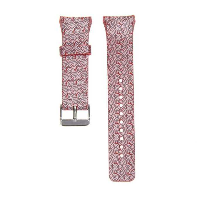 Silicone Watch Band Strap For Samsung Galaxy Gear S2 SM-R720(Red) -