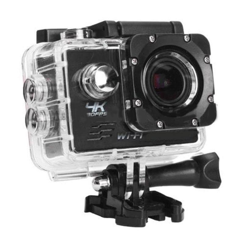 Simida Khuyến Mại Lớn Camera Chuyên Nghiệp Sj8000 4 K Hd 1080 P Wifi Camera Thể Thao 16Mp Lặn 30 M Chống Thấm Nước 170 °