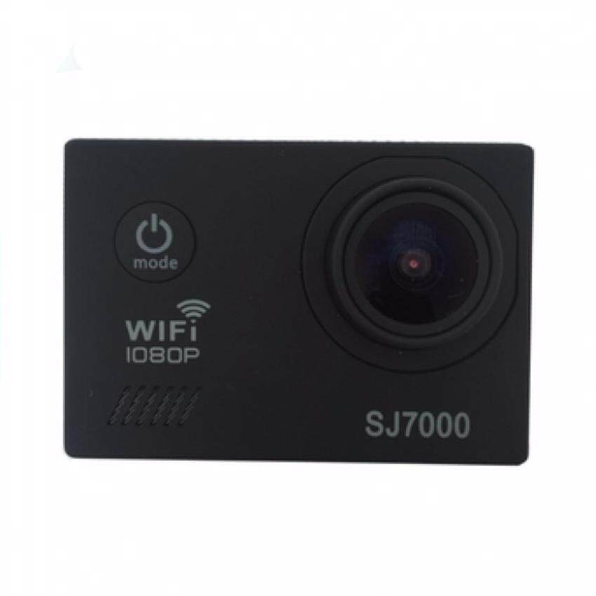 AirBuy SJ7000 NEW 16MP 4K WIFI ACTION CAMERA (Black)