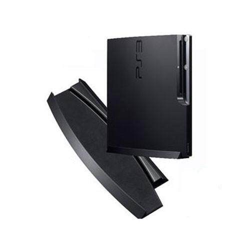 Skid Proof Console Vertical Stand for PS3 Slim Console Video Game - intl