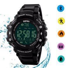 2019 New Fashion Man 50m Waterproof Digital Sport Watch Compass Calories Distance Tracker Mens Wristwatch Electronic Watch Watches