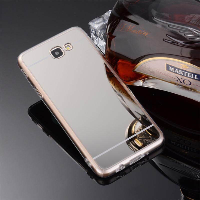 Rp 57.000. Ramping Mewah Hibrida Berkilau Bling Bening Cermin Lembut TPU Bemper Penyerapan Guncang Anti Menggaruk Sarung Pelindung Case For Samsung ...