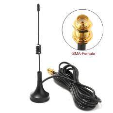 SMA-Female Dual Band Antenna For BaoFeng 888s UV-5R Walkie-talkie Radio Vehicle Malaysia