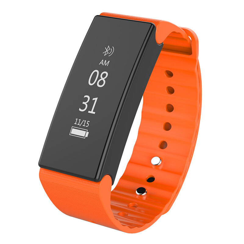 Smartwatch Langkah Checker Olahraga Tahan Air Jam Tangan Pintar Bluetooth Kamera SMS MP3 Dukungan Kartu SIM TF untuk IOS Android Ponsel D1-Biru-Intl