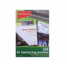 SMOOTH & QUALITY LAMINATOR A4 LAMINATE FILM ( 1 PACK ) Malaysia