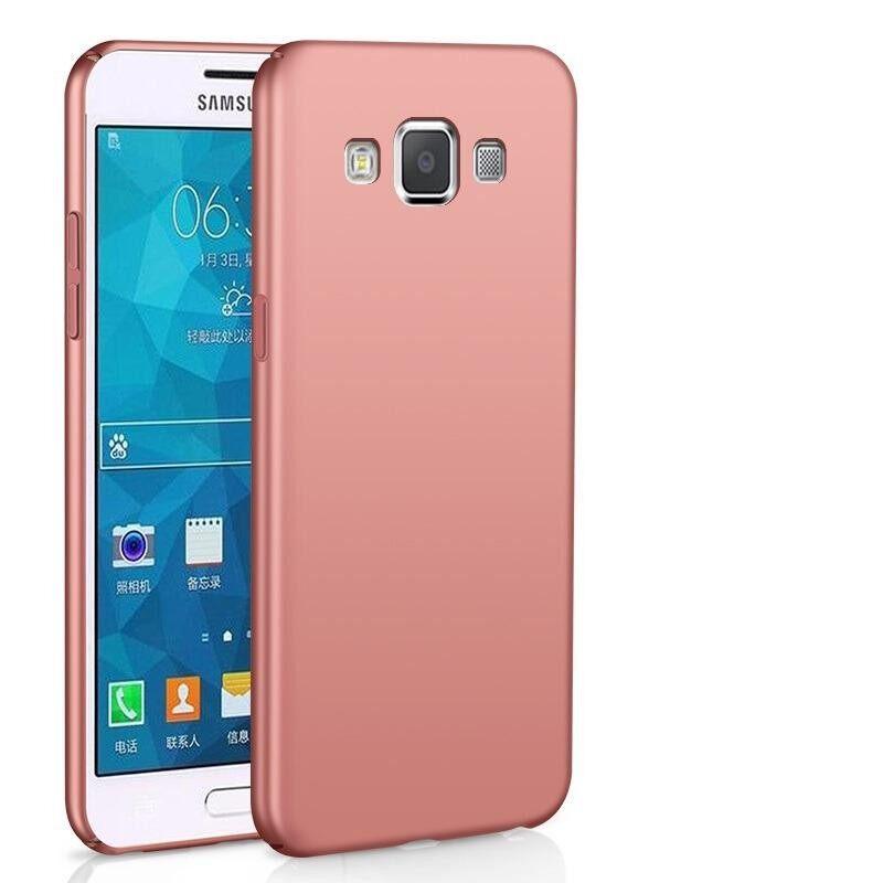 Snug พอดีน้ำหนักเบาบางเฉียบทนทานเคลือบกรณีป้องกันเต็มรูปแบบที่เหนือกว่าสำหรับพีซีสำหรับ Samsung Galaxy A5 2015 - นานาชาติ