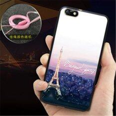 Soft TPU Silicon Transparent Thin Cover Case For Huawei Honor 4X Silicone Phone Cases(FIG