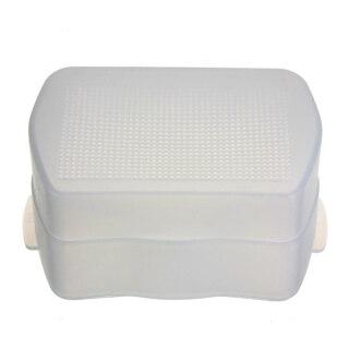 Máy Khuếch Tán Phản Xạ Đèn Flash Softbox, Dành Cho Canon, Đèn Speedlite 430EX 430 EX II Mới thumbnail