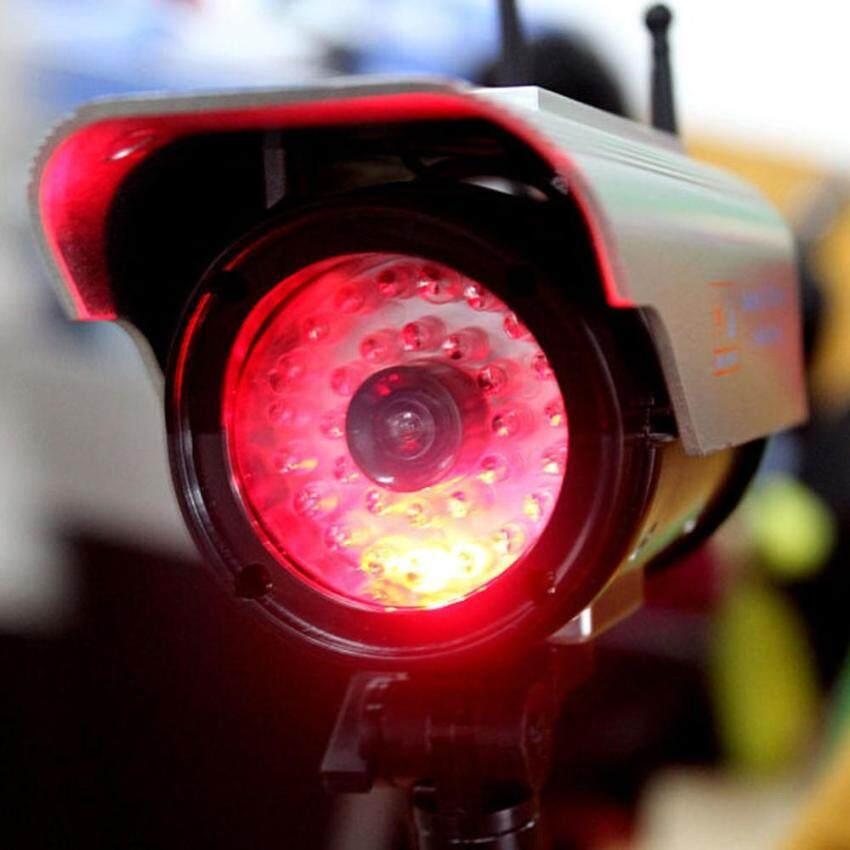 Solar CCTV Dummy Camera Outdoor High Quality