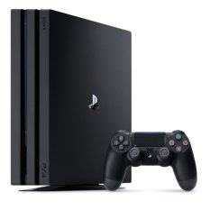 Sony Playstation 4 ( Ps4 ) Pro 4k Uhd 1tb Console [1 Year + 90 Days Sea Official Warranty] By Lazada Retail Tech-Mall.
