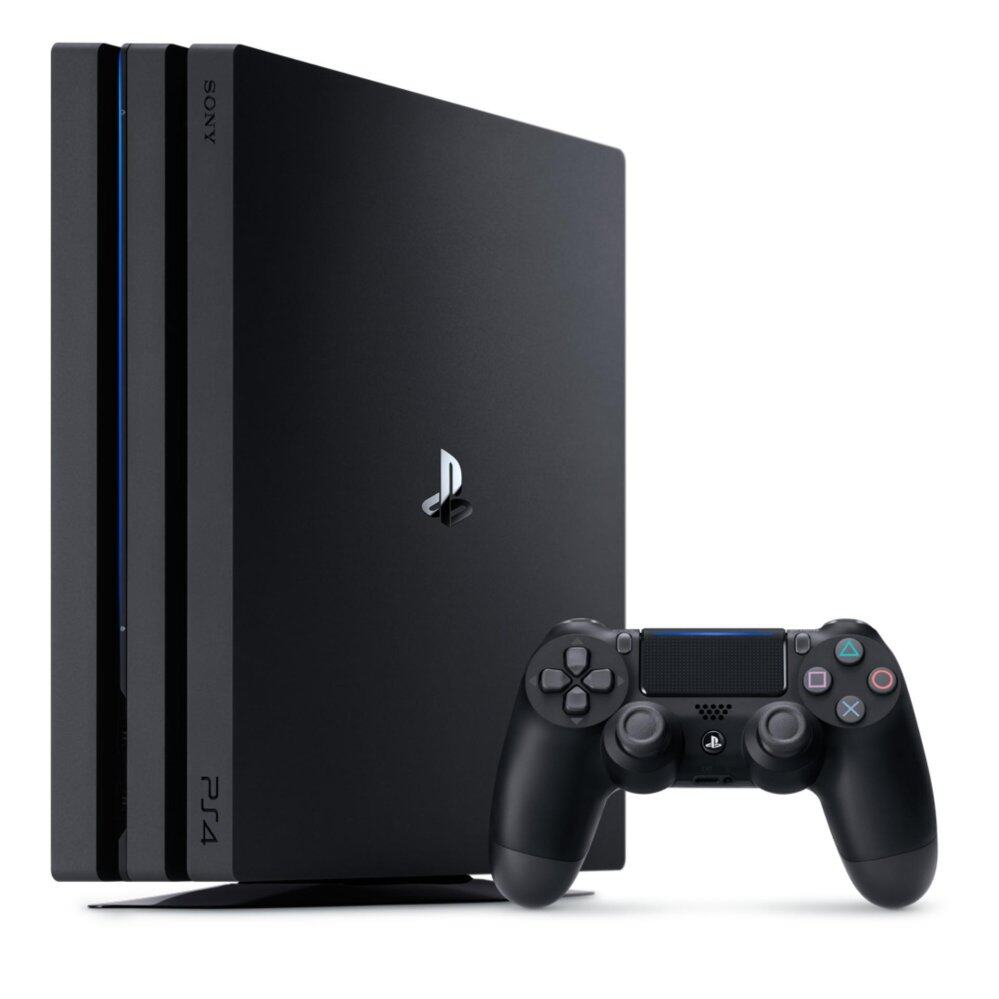 Sony Playstation 4 ( Ps4 ) Pro 4k Uhd 1tb Console [2 Year + 90 Days Sea Official Warranty] By Lazada Retail Tech-Mall.
