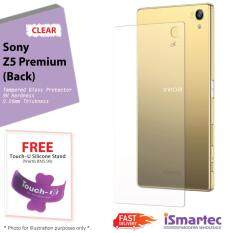 Sony Xperia Z5 Premium (Back) E6833 Tempered Glass Protector 0.26mm + 9H Hardness