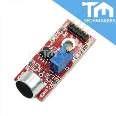 Sound Detection Microphone Sensor Module ( LM393 ) Malaysia