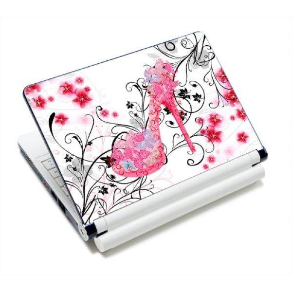 SpecialBag Butterflies High Heel Fashion Netbook Laptop Skin Sticker Reusable Protector Cover Case for 11.6