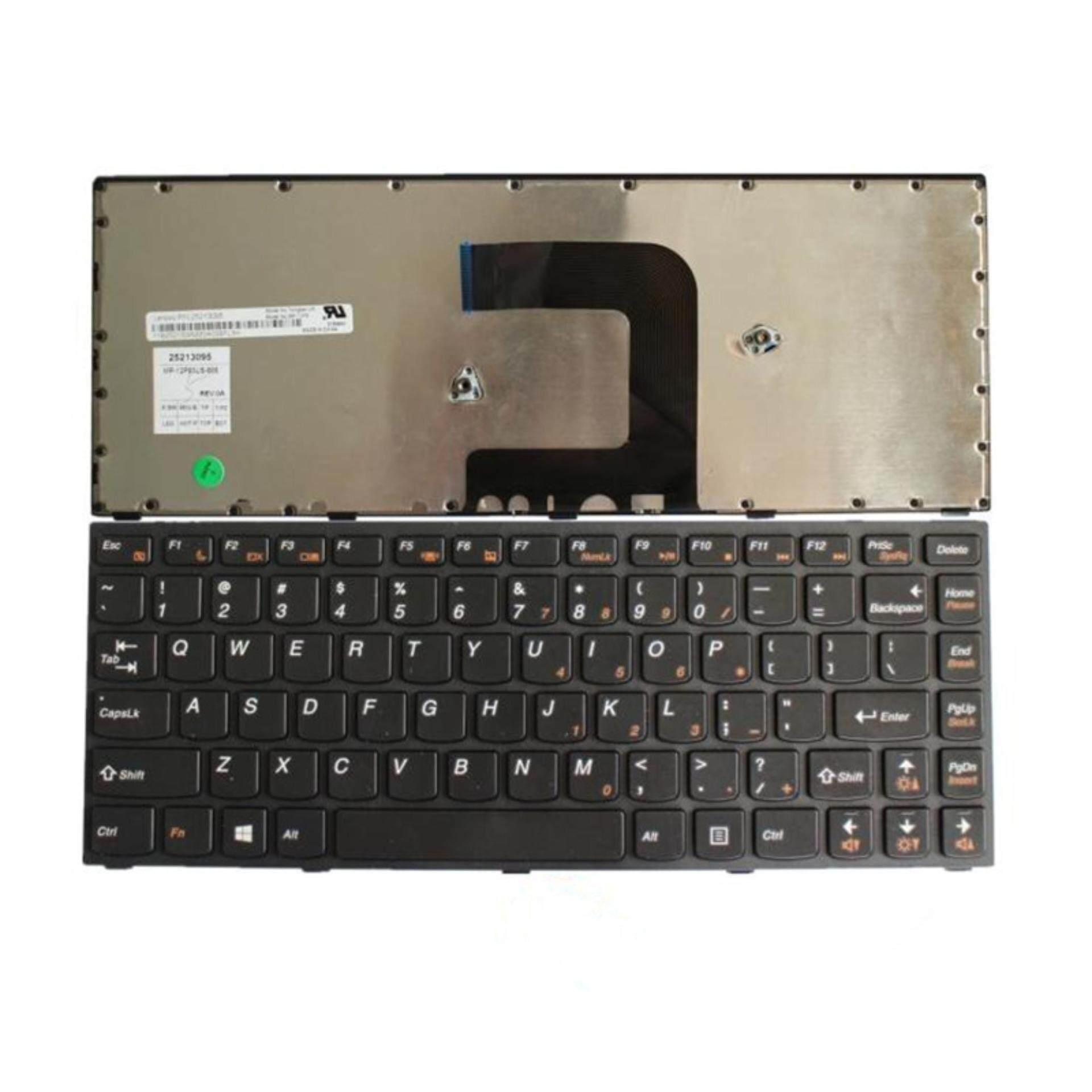 Spesifikasi Penggantian Laptop Keyboard untuk LENOVO M4400 M4450 M4450A M4400A Seri-Internasional
