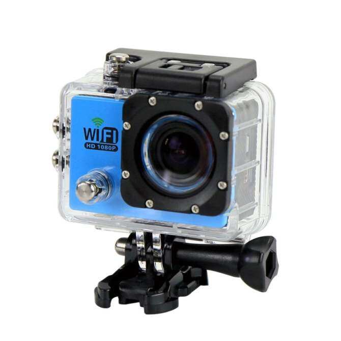 "Sport Action Full HD 1080P 30FPS 170 Degree Lens 2.0""LCD 30M Waterproof Camera"