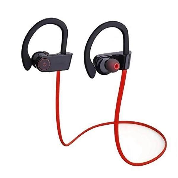 Headphone Olahraga Linkstyle Bluetooth Headphone Nirkabel Penyumbat Telinga Earphone Tahan Keringat Earphone Bluetooth V4.1