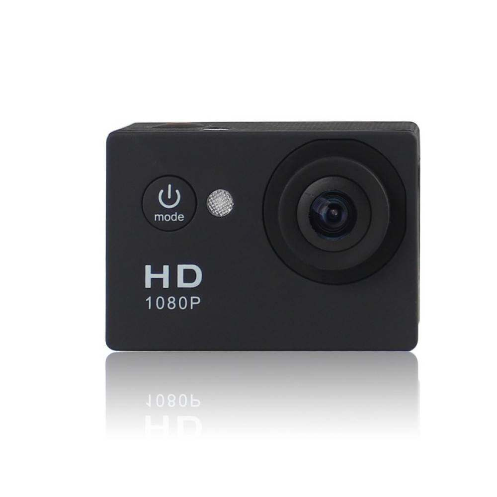 Sports DV Recorder SJ4000 A9 Action Camera Full HD 1080P 2.0 inchCar DVR H.264 5M Underwater 30M Video Camera (Black)