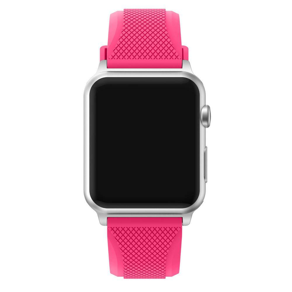 Review Sports Soft Silicone Replacement Sports Band Strap For Apple Watch Series 3 38Mm Intl Not Specified On China