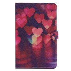 Stand Painted Leather Case Cover For Samsung Galaxy Tab E T560 9.6inch G