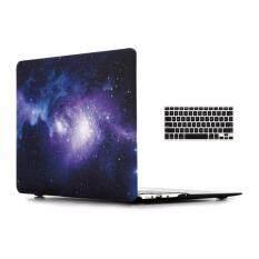 Macbook Pro 13 Case 2018 2017 2016 Rilis A1989 A1706 A1708, plastik Keras Shell Cover Untuk Terbaru MacBook Pro 13 Inch Case dengan/Tanpa TOUCH BAR dan Touch Id- langit Berbintang