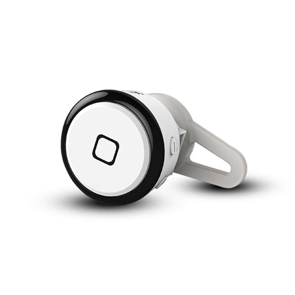 PoPoBall Stereo Bluetooth Earphone Earbuds Mini V4.1 Wireless Handsfree Universal Phone WHITE+BLACK
